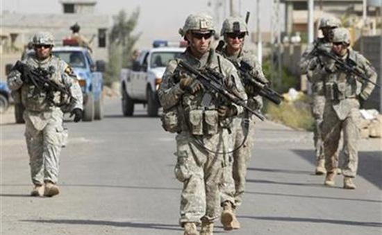 IS thừa nhận nã tên lửa tấn công binh sỹ Mỹ ở Iraq