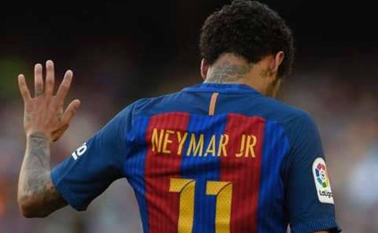 Barcelona CHÍNH THỨC tuyên bố: Neymar được phép rời CLB