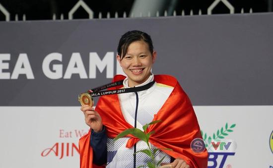 Ánh Viên - Cô gái vàng của thể thao Việt Nam chia sẻ sau thành công lớn tại SEA Games 29