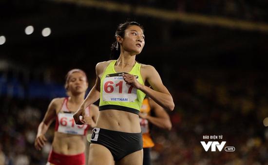 VĐV 20 tuổi Lê Tú Chinh giành HCV nội dung 100m nữ