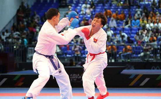 Karatedo Việt Nam vượt chỉ tiêu Vàng tại SEA Games 29