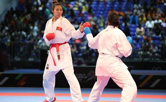 Đội tuyển Karatedo Việt Nam tự tin hướng tới ASIAD 2018