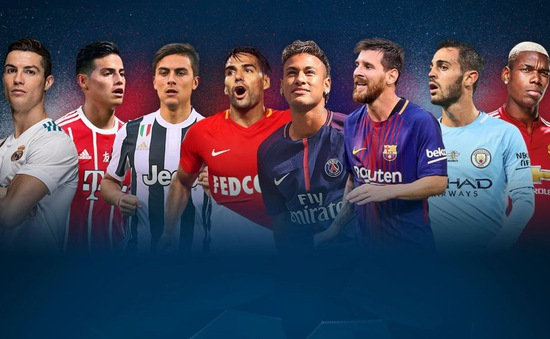 Xác định 16 đội góp mặt vòng 1/8 Champions League: Bóng đá Anh làm nên lịch sử