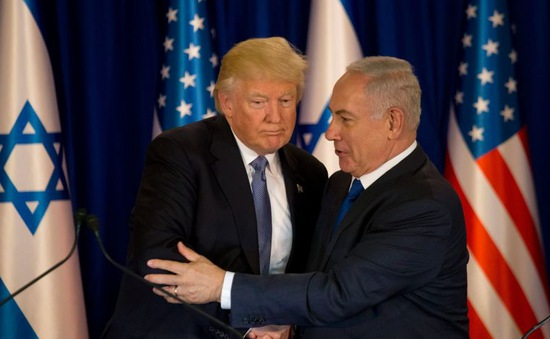 Mỹ thúc đẩy tiến trình hòa bình Trung Đông