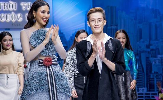 NTK Nguyễn Tiến Truyển làm mới bản thân tại Tuần lễ thời trang quốc tế Việt Nam Thu - Đông 2017