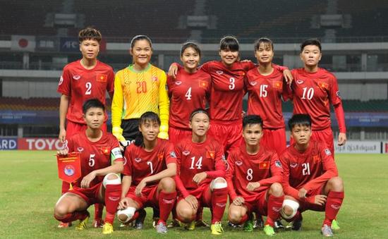 VCK U19 nữ châu Á 2017: ĐT U19 nữ Việt Nam để thua Australia trong trận đấu cuối