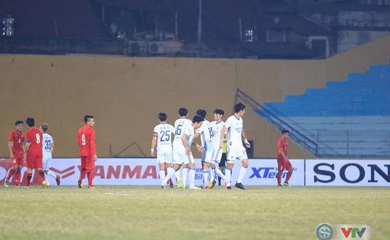 VIDEO: Kim In Sung dứt điểm tung lưới U23 Việt Nam, nhân đôi cách biệt cho Ulsan Hyundai