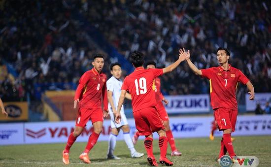 U23 Việt Nam 2-3 CLB Ulsan Hyundai: Trận giao hữu bổ ích cho thầy trò HLV Park Hang Seo