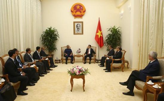 Phó Thủ tướng Vũ Đức Đam đề nghị AFC hỗ trợ cụ thể cho bóng đá Việt Nam