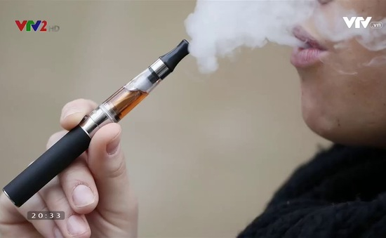 Nguy cơ ung thư đến từ thuốc lá điện tử