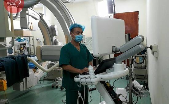 Tiến bộ của y học Việt Nam trong phương pháp can thiệp tim mạch