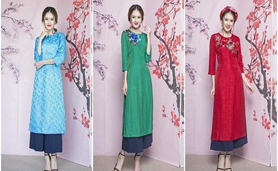Trang phục đẹp và ấn tượng cho dịp Tết Dương lịch