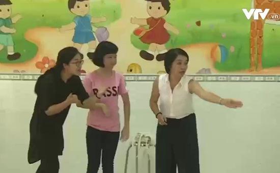 Dạy trẻ khiếm thính lên tiếng trước xâm hại tình dục