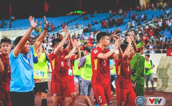 Điểm nhấn hành trình giành suất dự VCK Asian Cup 2019 của ĐT Việt Nam