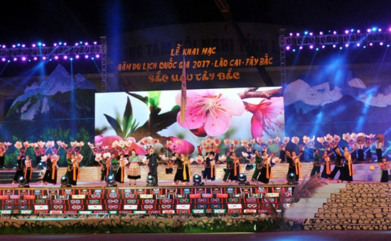 VTV TRỰC TIẾP Lễ Khai mạc Năm Du lịch quốc gia 2017 Lào Cai - Tây Bắc (20h10, VTV1)