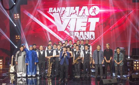 Top 20 ban nhạc vượt tường thành công trong Ban Nhạc Việt