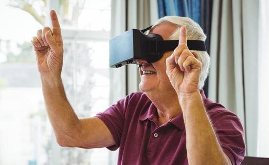 Công nghệ thực tế ảo có thể giúp người già và bệnh nhân không bị té ngã