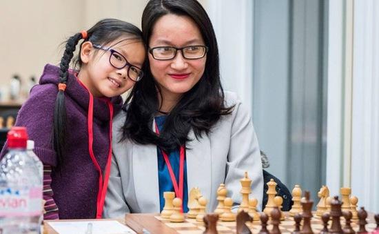 Kim Phụng vô địch nội dung nữ giải cờ vua quốc tế tại Anh