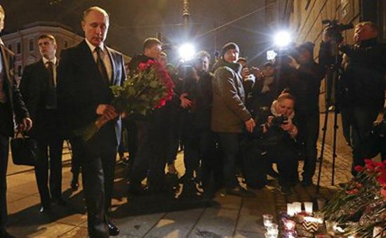 Thế giới lên án vụ tấn công khủng bố tại Nga