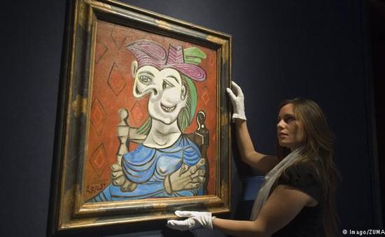Bức tranh bị đánh cắp của Picasso được bán giá 45 triệu USD
