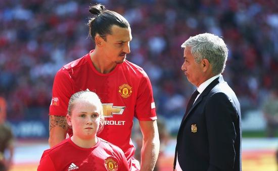 Trước trận Man Utd – Anderlecht, Mourinho nói về tin đồn bất hòa với Ibra