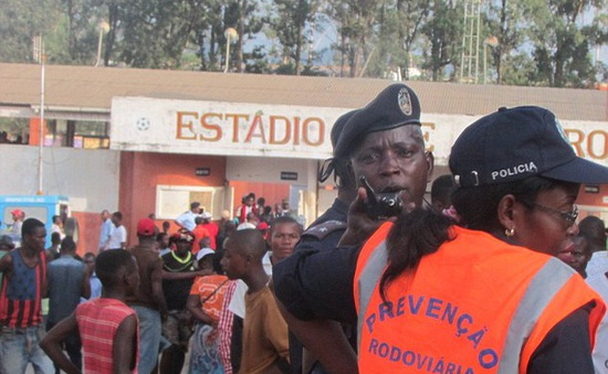 Angola: Giẫm đạp ở sân bóng đá, gần 80 người thương vong