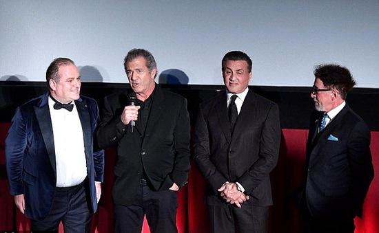Mel Gibson giành giải Đạo diễn của năm