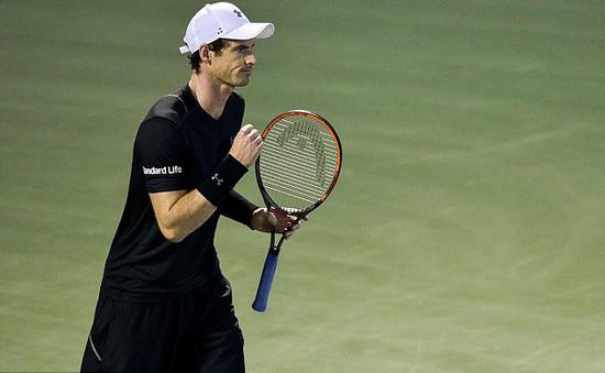 Andy Murray quyết tâm trở lại trong nửa cuối năm 2017
