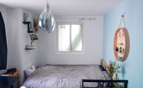 """Không gian sống """"gói gọn"""" lại trong ngôi nhà chưa đầy 30 m2"""