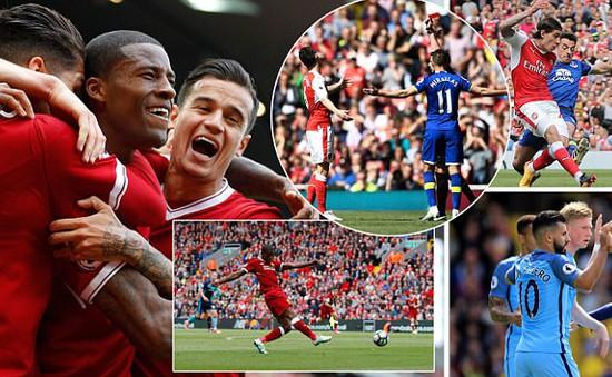 Ngoại hạng Anh 2016/2017 kết thúc: Chelsea vô địch, Tottenham á quân, Liverpool cùng Man City dự Champions League