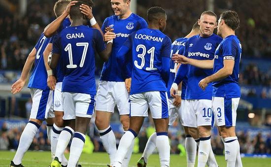 Kết quả bóng đá đêm 17/8, rạng sáng 18/8: AC Milan 6 – 0 KF Shkendija, Everton 2 – 0 Hajduk Split