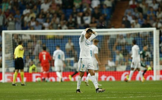 Real Madrid 0-1 Real Betis: Ronaldo trở lại và thất bại ngay tại Bernabeu