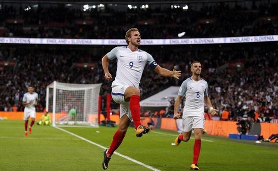 Kết quả bóng đá đêm 5/10 và rạng sáng 6/10: ĐT Anh và ĐT Đức giành vé dự VCK World Cup 2018