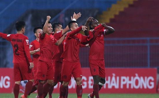 VIDEO: Tổng hợp trận đấu CLB Hải Phòng 2-0 SHB Đà Nẵng