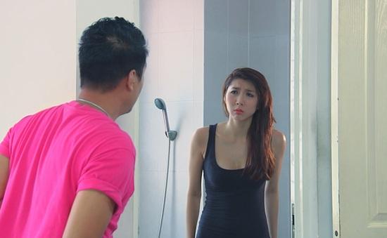 Phim Bước nhảy hoàn vũ - Tập 20: Chụp ảnh khỏa thân vì môi trường, Hạ Vy (Ngọc Quyên) dính scandal lớn