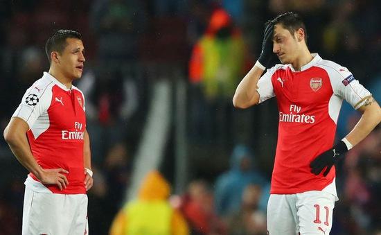 Ozil, Sanchez sẽ rời Arsenal vào kỳ chuyển nhượng tháng 1?