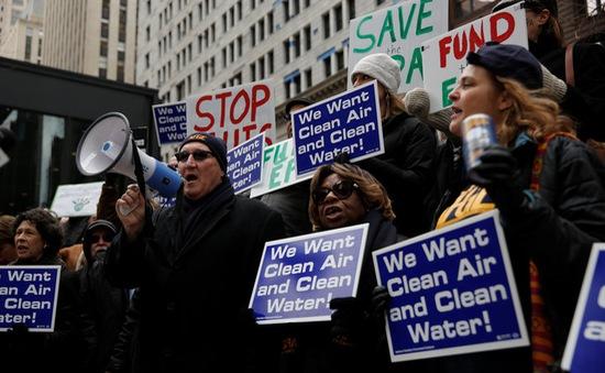 15 triệu người Mỹ đang uống nước chứa hóa chất