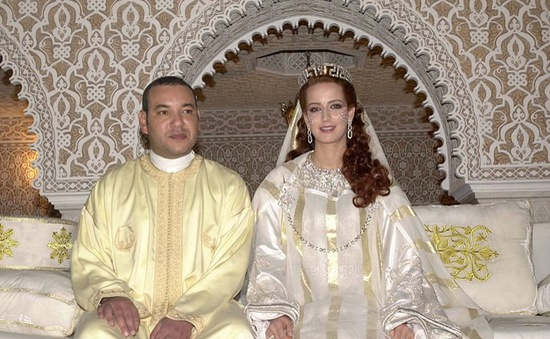 Chiêm ngưỡng váy cưới của những người đẹp hoàng gia