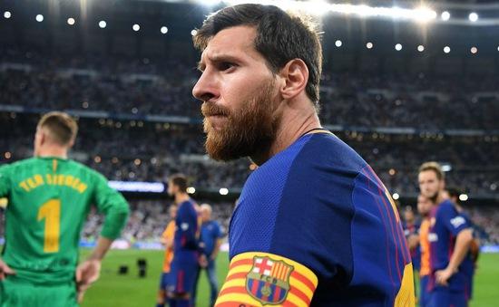 Messi đang xem xét nghiêm túc việc rời Barcelona