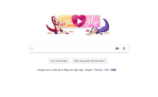 Chuẩn bị quà Valentine trong dịp lễ tình nhân cùng Google