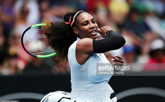 Australia mở rộng 2017: Serena Williams và Simona Halep tập luyện chăm chỉ tại Melbourne
