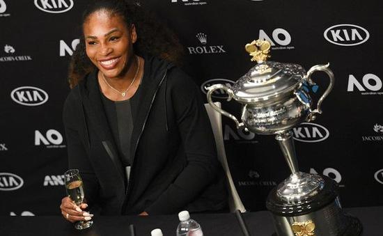 Serena Williams xác nhận tái xuất làng banh nỉ chỉ 4 tháng sau sinh