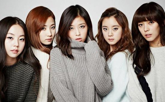 Wonder Girls tung ca khúc cuối trước khi tan rã
