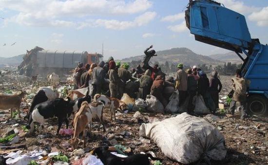 Hàng chục người thiệt mạng vì lở đất tại Ethiopia
