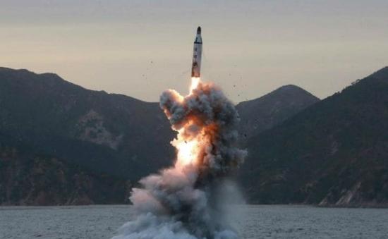Mỹ, Hàn Quốc xác nhận Triều Tiên thử tên lửa thất bại