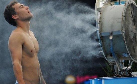Những cách tránh nóng tại Melbourne trong những ngày diễn ra Australia mở rộng