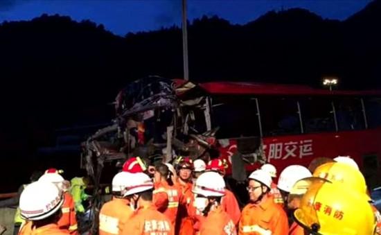 Tai nạn thảm khốc tại Trung Quốc, gần 50 người thương vong