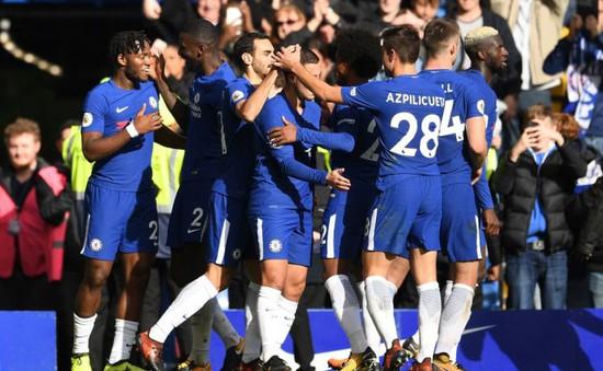 """Sao Chelsea """"nổ"""" tưng bừng sau màn ngược dòng ấn tượng trước Watford"""