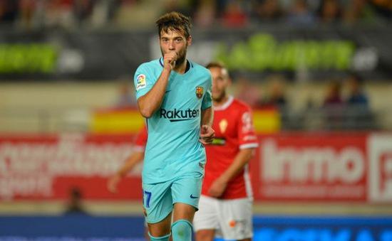 Man Utd, Arsenal nhòm ngó sao trẻ đang lên của Barca