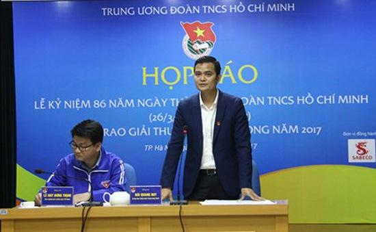Kỷ niệm 86 năm ngày thành lập Đoàn TNCS Hồ Chí Minh